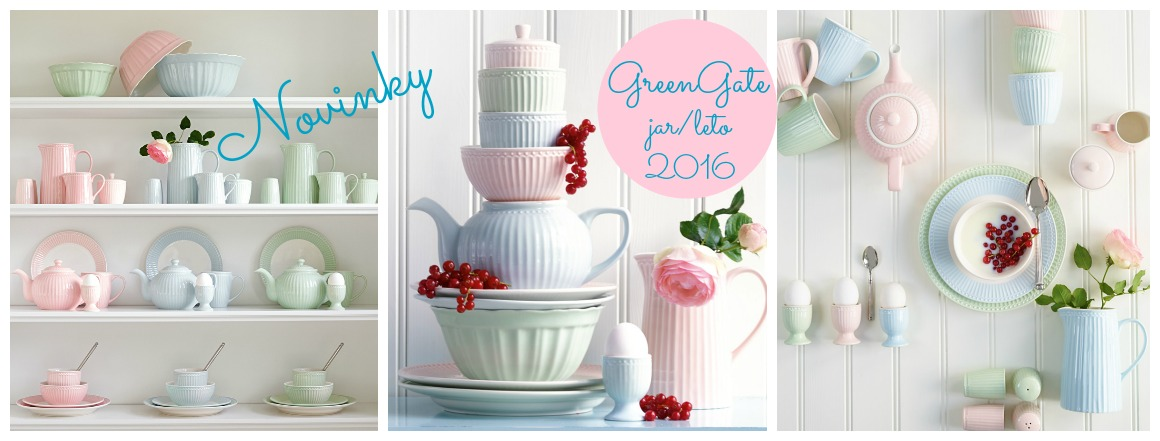 GreenGate spring/summer 2016