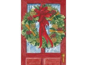 Vonný sáčok RED DOOR WREATH